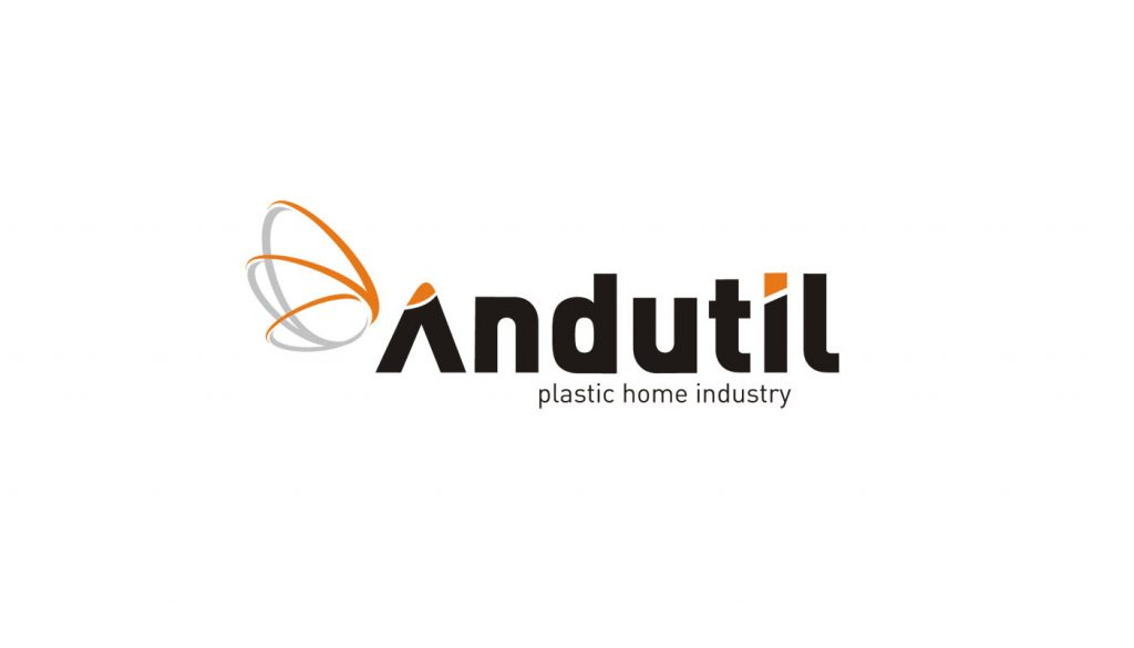 Logo estacionário Andutil