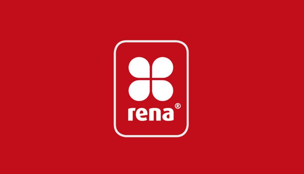 Logo e manual imagem Rena